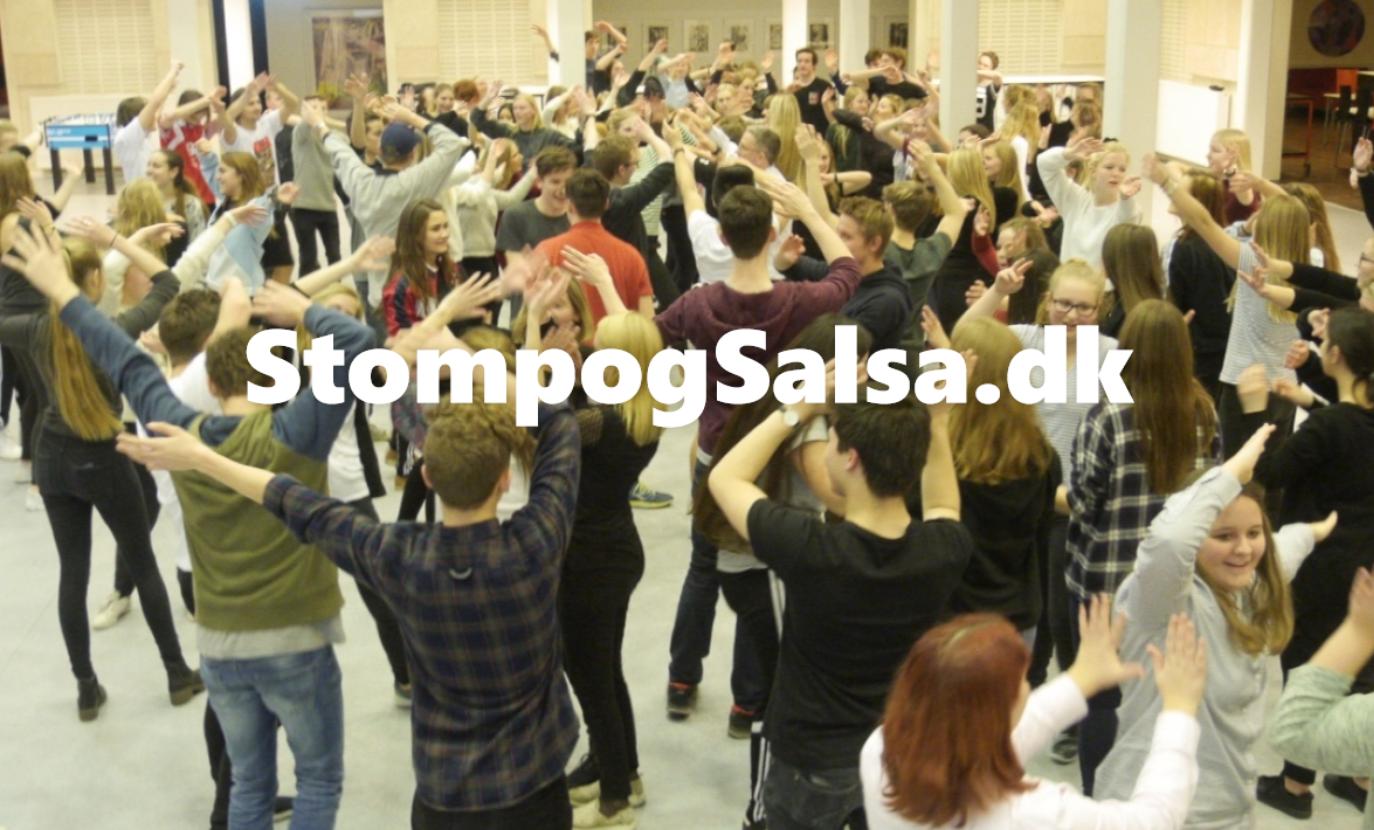 Salsadans på Horsens gymnasium
