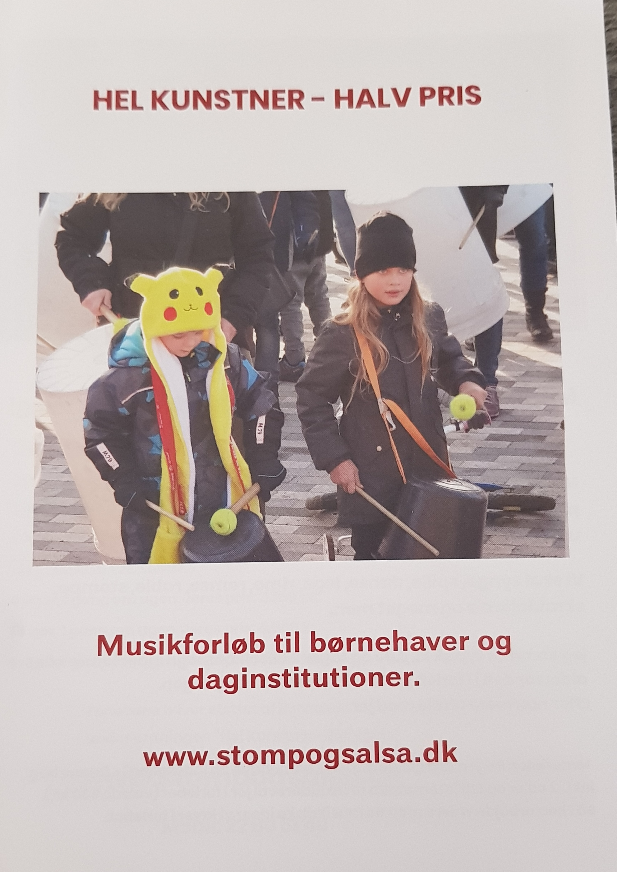 Musik til børnehaver i Århus!